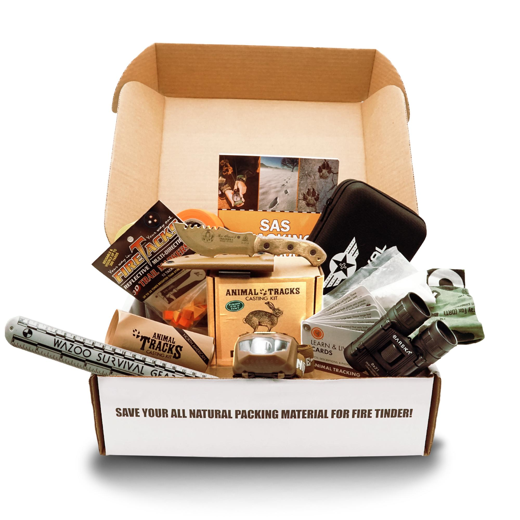 BattlBox - Survival and Outdoor Gear Subscription Box: Pro Plus