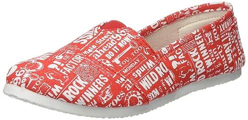 Beppi Espadrilles, Alpargatas Unisex Adulto, Rojo (Red), 36 EU: Amazon.es: Zapatos y complementos