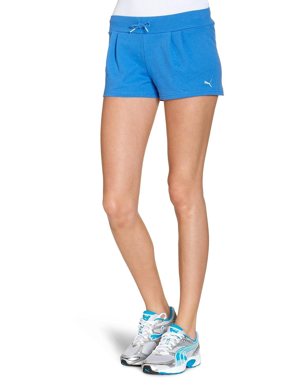 TALLA Large. Puma W FD - Pantalones Cortos Deportivos para Mujer