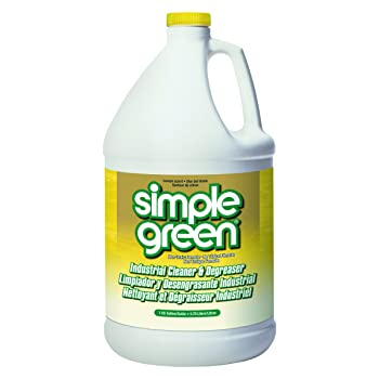 Simple Green Industrial 1 Gallon Concrete Cleaner