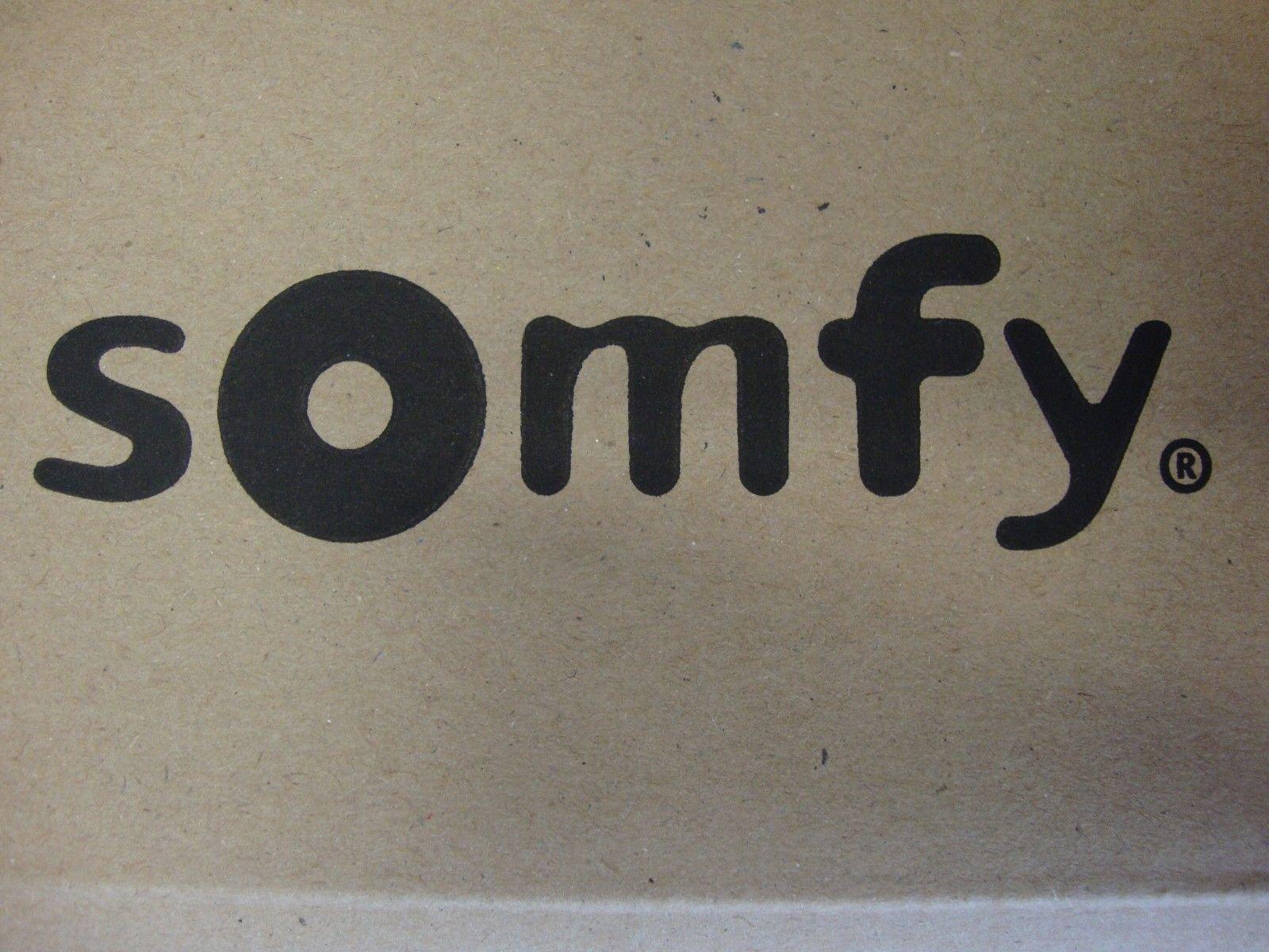 1QTY: Somfy GLYDEA 35 RTS US 10' PLUG (# 1001615) for Somfy motorized Drapery