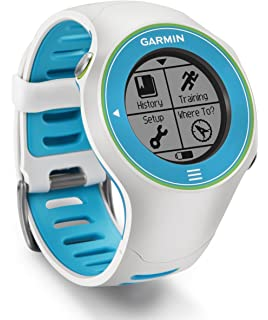 Garmin Forerunner 110 - Reloj GPS con pulsómetro, edición para ...