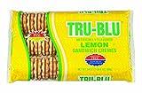 24oz Tru Blu Sandwich Cremes Cookies Lemon, Pack of 1