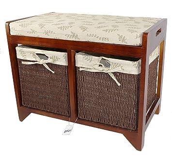 Amazon.com: Geko 22.8 x 13.4 x 17.7 inch Cambourne banco de ...