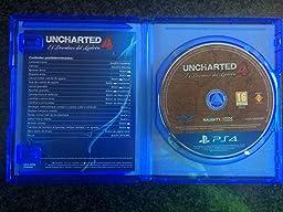 Uncharted 4: El Desenlace Del Ladrón: playstation 4