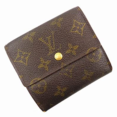 outlet store 44a73 a40be Amazon | [ルイヴィトン] LOUIS VUITTON 二つ折り財布 ...