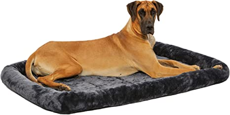 MidWest Bolster Pet Bed | Amazon
