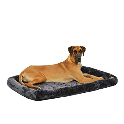 MidWest Deluxe Bolster Pet Bed Review