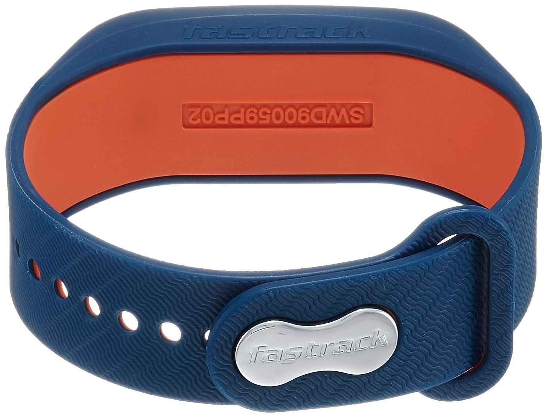 Fastrack Reflex Smartwatch 90059pp02 - Reloj Inteligente: Amazon ...
