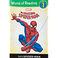 This is Spider-Man Level 1 Reader (World of Reading)