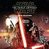 The Official Star Wars Episode 7 Movie 2016 Square Calendar (Calendar 2016)