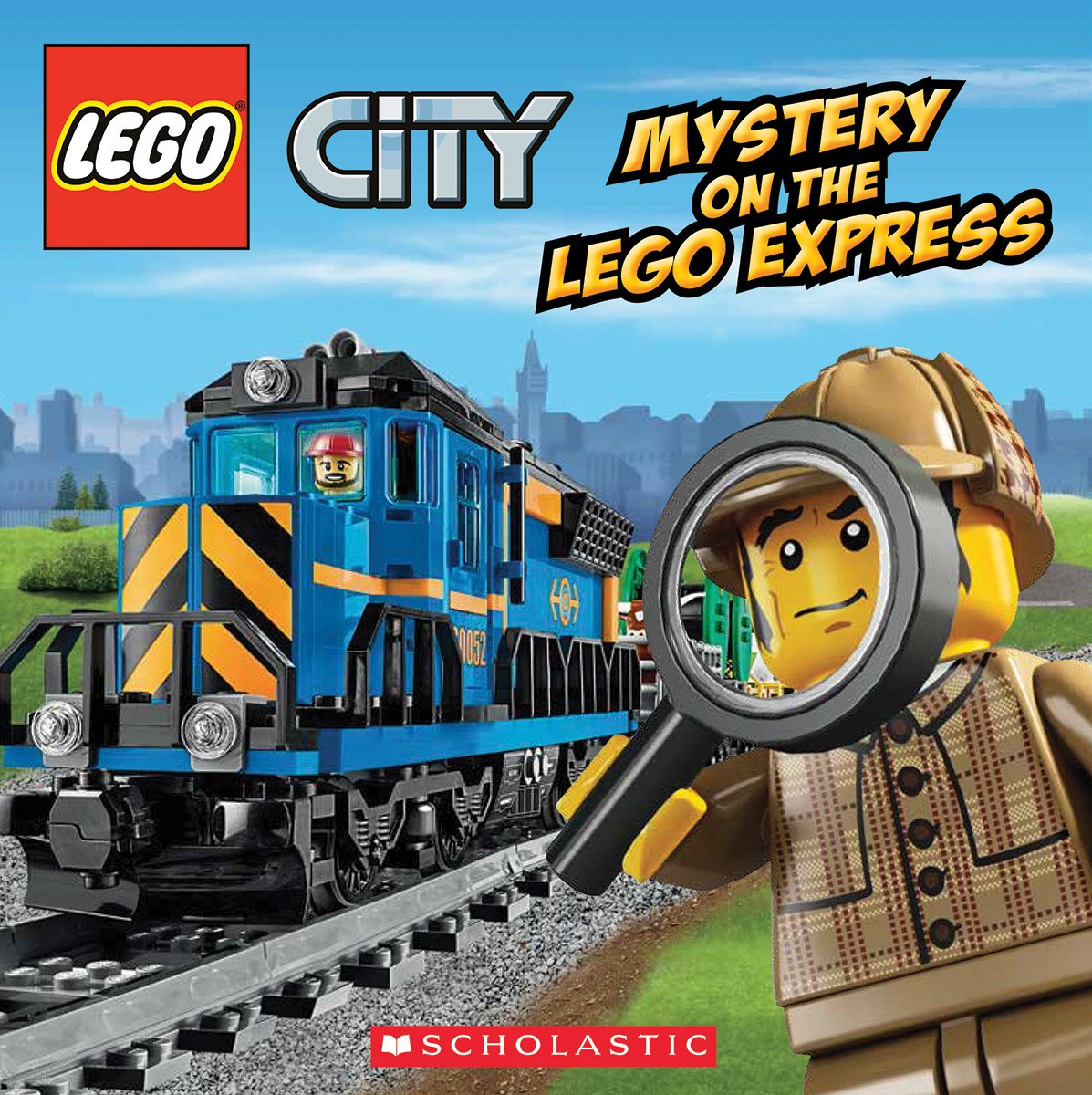 LEGO City Mystery Express