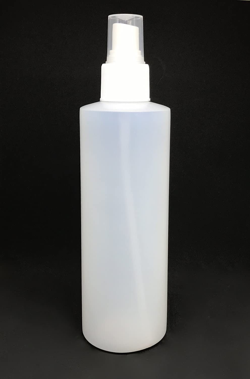 8 oz. Plastic Pump Spray Bottle (4 Pack)