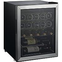 Amana AMAW25S2MS 2.7 cu. Ft. 25 Bottle Wine Cooler w/ Stainless Steel Door
