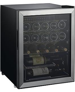Amazon.com: Refrigerador para vinos Danby sin apoyo., Acero ...