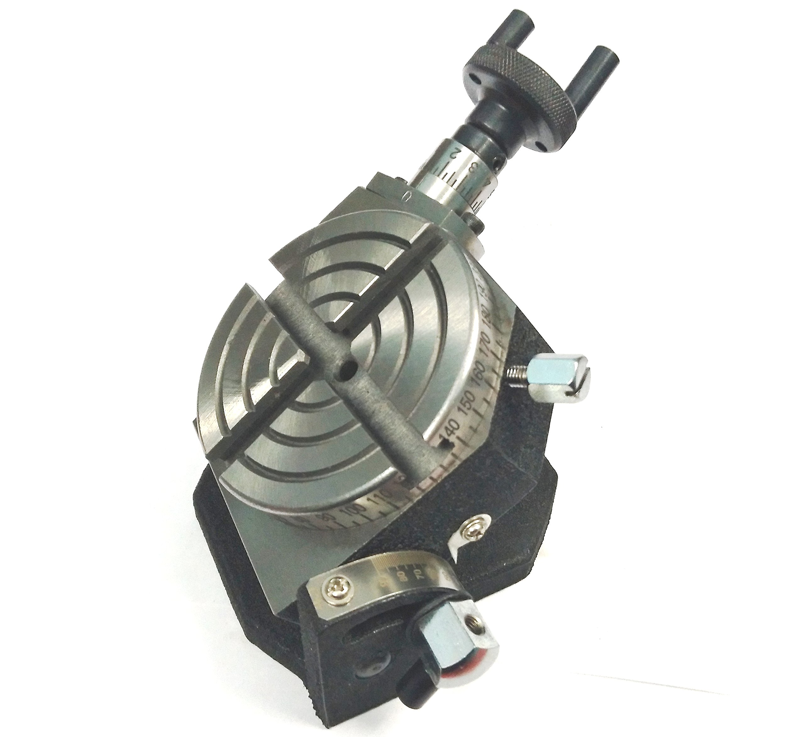 New 3'' Inches (75 mm) Quality Tilting Rotary Table for Milling Machines