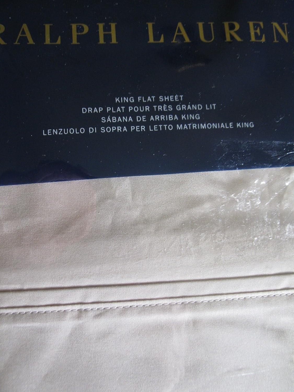 Amazon.com: King 464TC Flat Solid-Color Sheet, BURNISHED CHAMOIS: Home & Kitchen