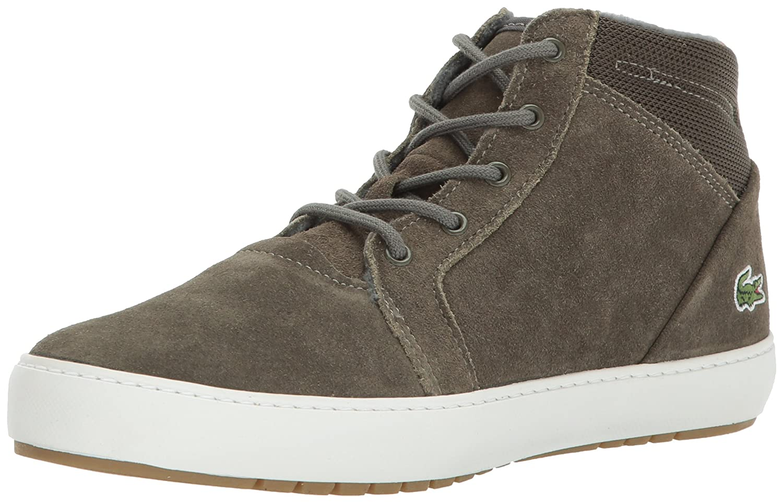 Lacoste Women's Ampthill Chukka 417 1 Sneaker B06ZYJ3123 5 B(M) US|Green