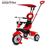 smarTrike Zoom 4 in 1 baby tricycle