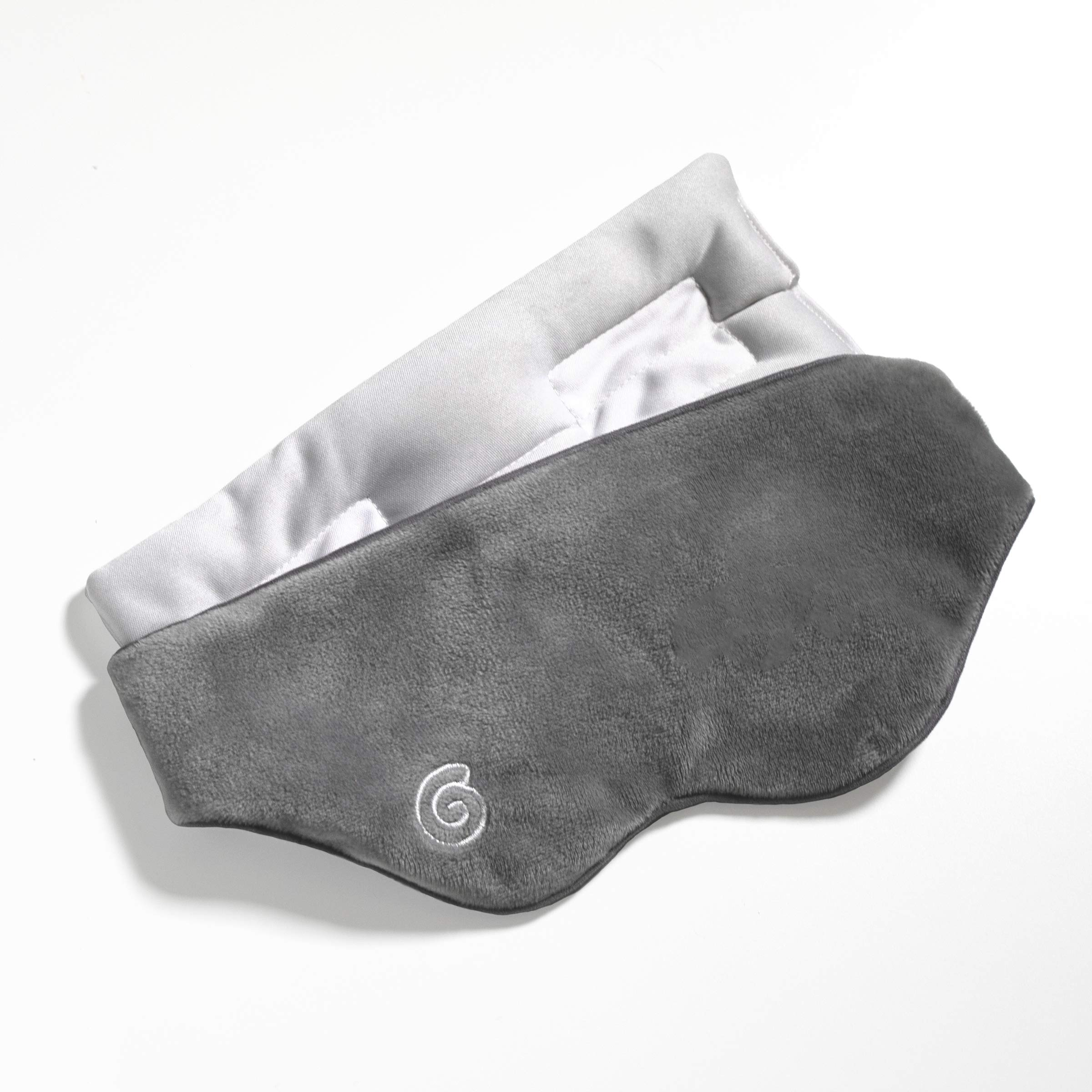 Gravity Weighted Sleep Mask, Made by the Creator of the Gravity Blanket, For Sleep and Stress, 1 pound, 1 CT by GRAVITY