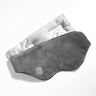 Gravity Weighted Sleep Mask, Made by the Creator of the Gravity Blanket, For Sleep and Stress, 1 pound, 1 CT