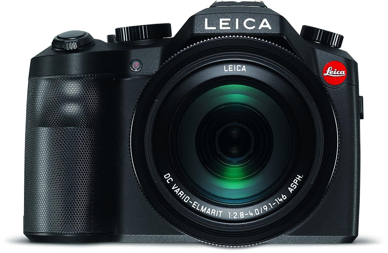 Leica 18197 V-Lux Typ 114 Camera, Black