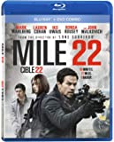 Mile 22 [Bluray + DVD] [Blu-ray] (Bilingual)