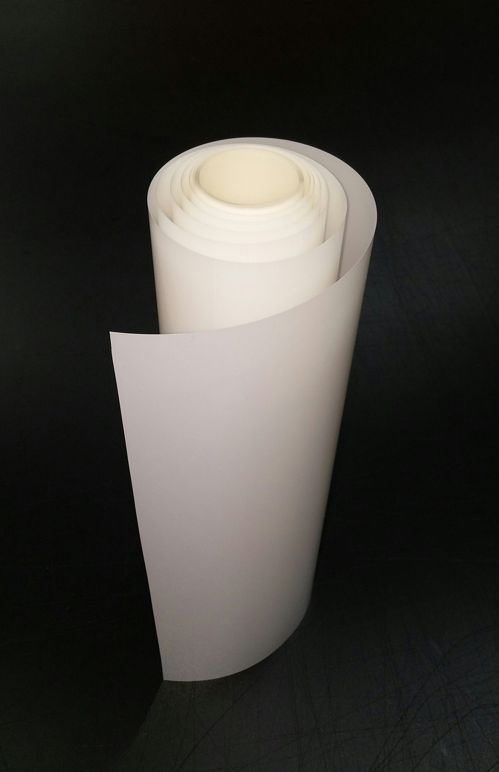 SunTek Clear Top Coated Paint Protection Clear Bulk Film Roll 12-by-72-inches