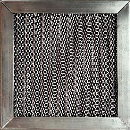 6-stage washable furnace filter