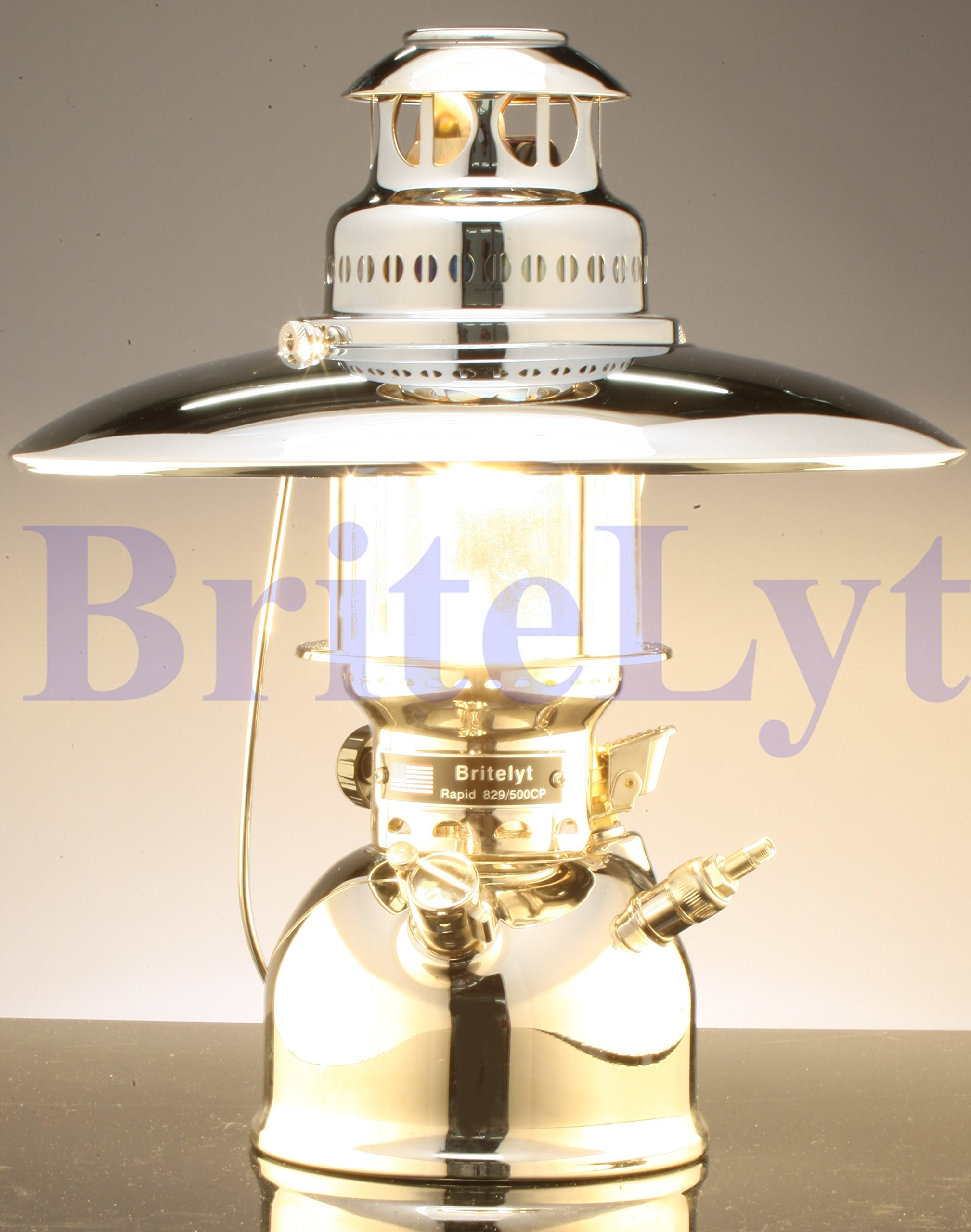 BriteLyt/Petromax USA 500CP/XL Pressure Lantern Plus Package by BriteLyt XL/Petromax USA (Image #1)