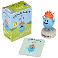 Dumb Ways To Die. Numpty Figurine (Running Press Mini Kit)