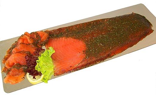 Marquart Feinkost Premium Graved Lachs Geschnitten 1000 G Amazon De Lebensmittel Getränke