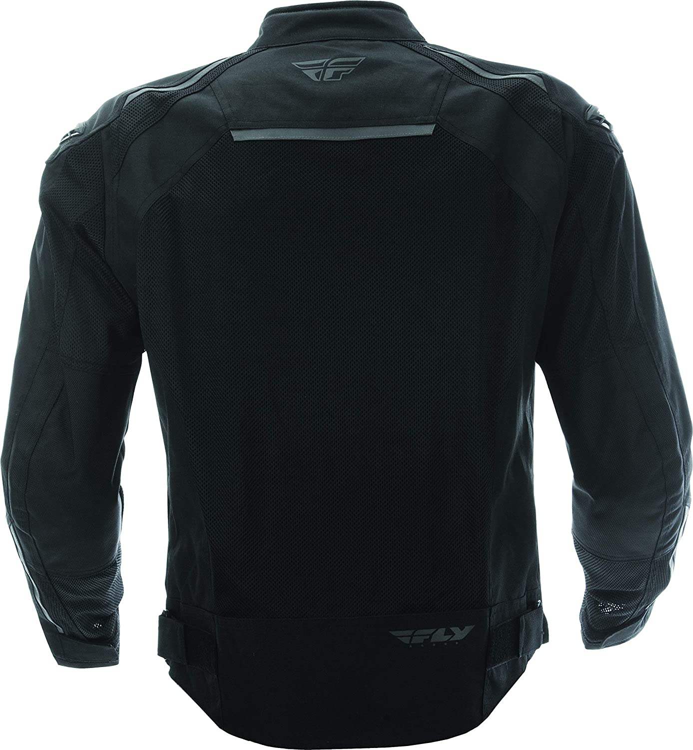 Black X-Large Fly Racing Cool Pro Mesh Jacket