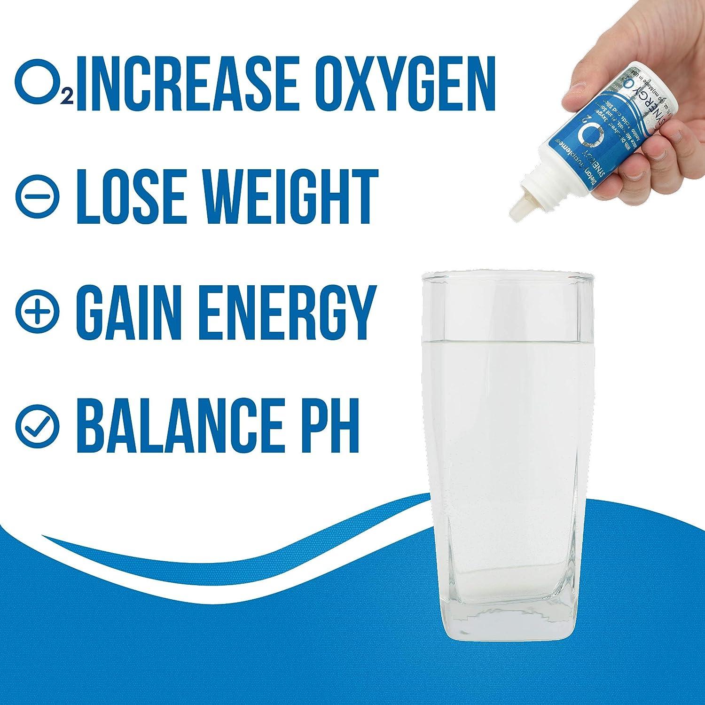 Liquid Oxygen Drops Dietary Supplement (1 Pack)