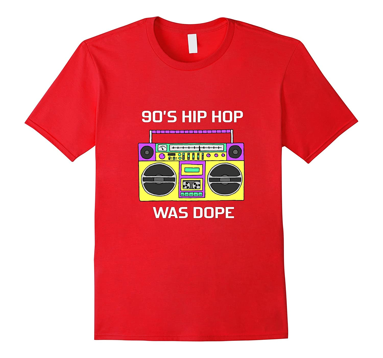 90's Hip Hop Was Dope-TH