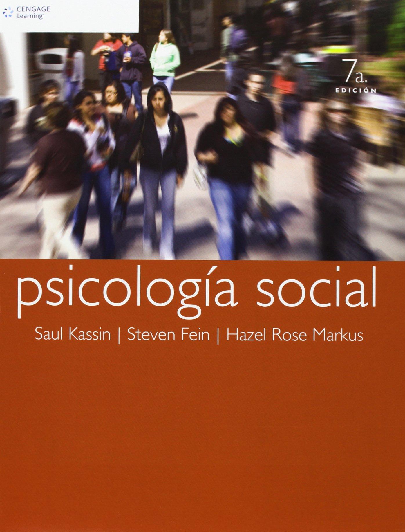 Social Psychology Kassin Pdf
