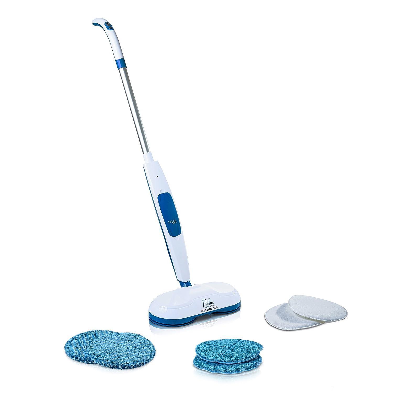 Prolux Mirage Cordless Floor Cleaner Polisher Buffer Hardwood Tile Scrubber Waxer Mop