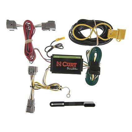 amazon com curt 55349 custom wiring harness automotive rh amazon com