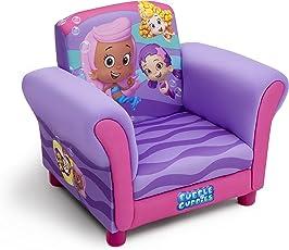 Delta Children Upholstered Chair, Nick Jr. Bubble Guppies