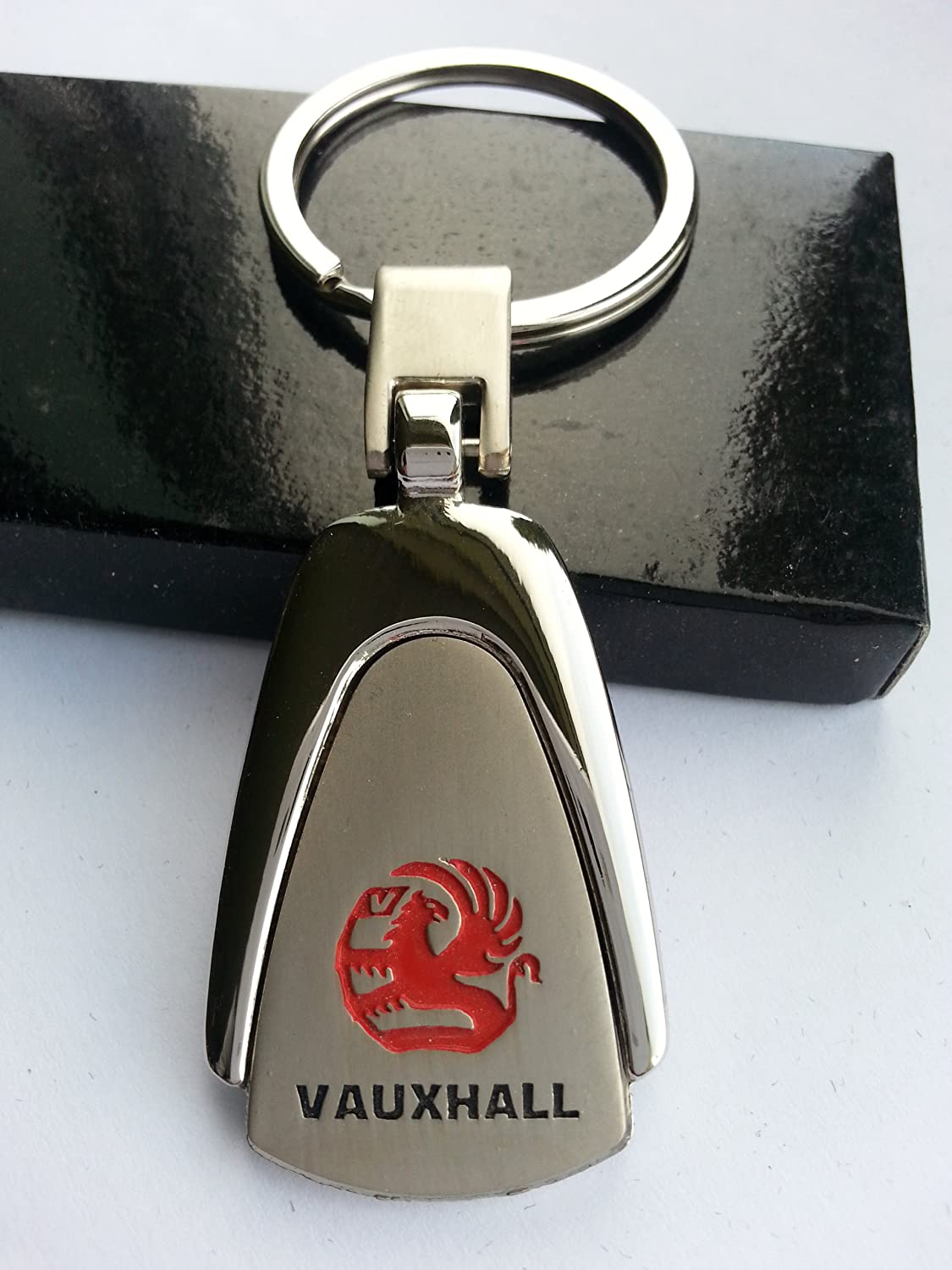 VAUXHALL HIGH QUALITY METAL CAR KEYRING LSBC