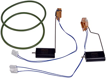 08 santa fe fuel level sensor