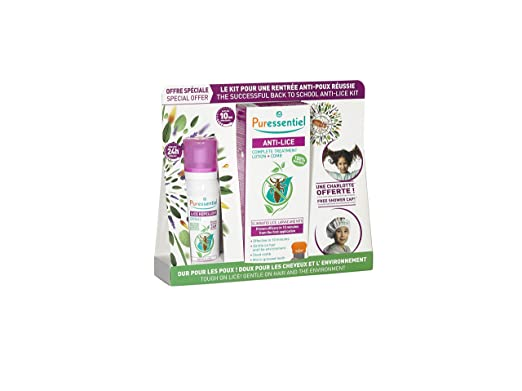 puressential anti là use komplette lice treatment lotion spray