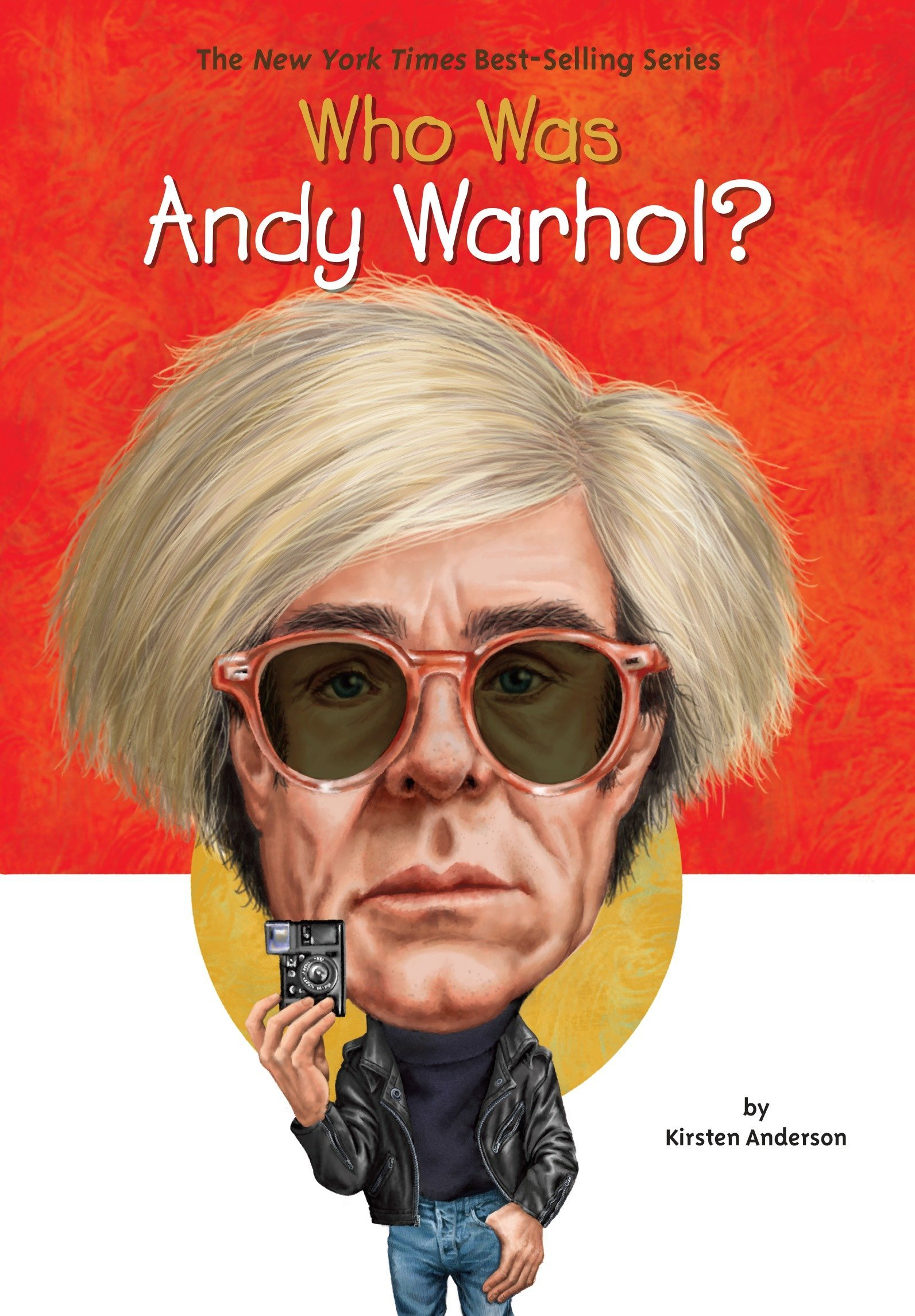 Who Was Andy Warhol?: Kirsten Anderson, Who HQ, Gregory