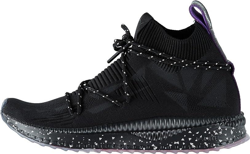 PUMA Herren Tsugi Evoknit Sock Sneaker Black