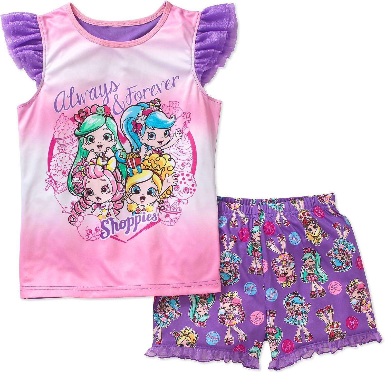 Shopkins Girls Pajamas