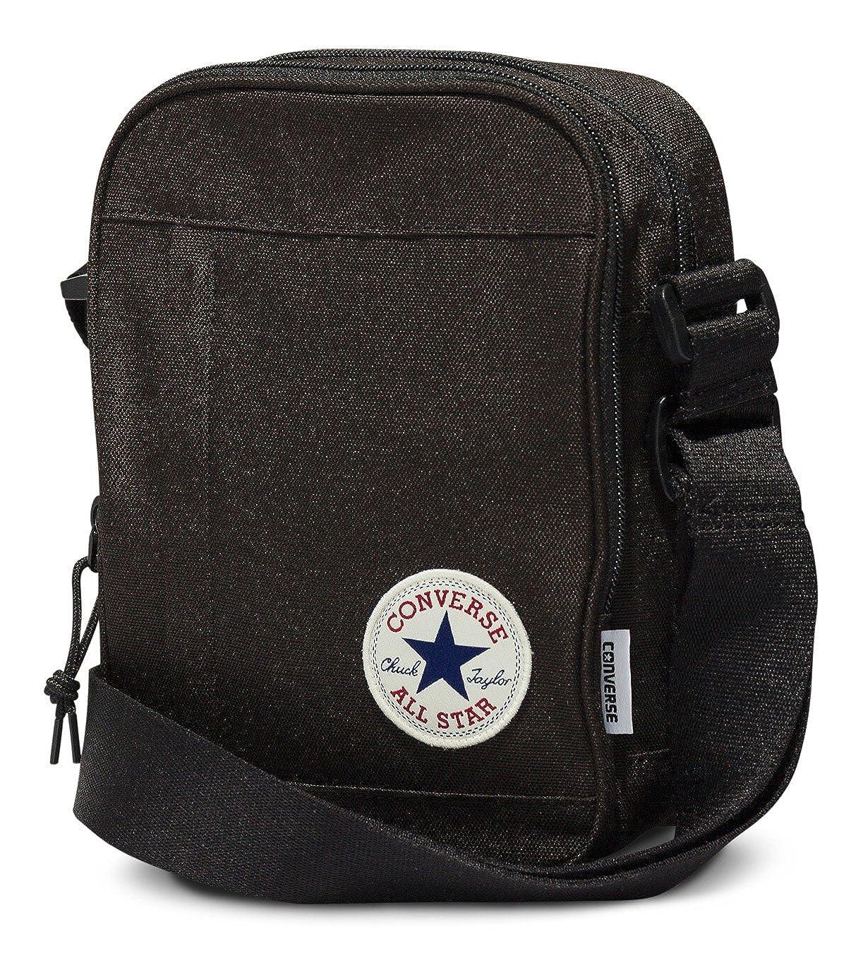 aca2438c4 Amazon.com: Converse Cross Body Mini Bags Black - One Size: Urban Surfer UK