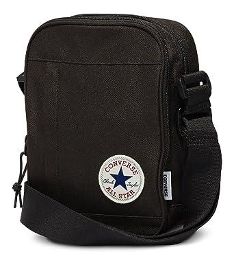 dae7b5fce71 Amazon.com: Converse Cross Body Mini Bags Black - One Size: Urban Surfer UK
