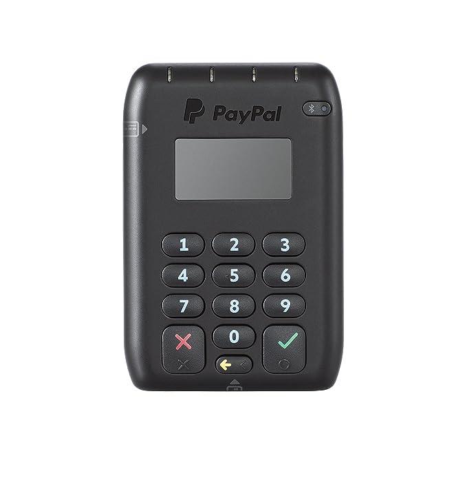 PayPal M010UKDCRT - Lector de Tarjetas sin Contacto: Amazon.es ...