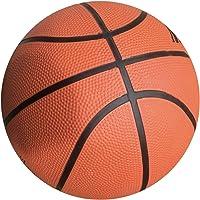 Rubber Basketball for Training Size- 7, Orange