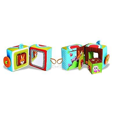 Tiny Love Flip Cube Toy : Baby